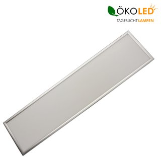 LED Panel DELGADO 300 x 1200 40,10 Watt WW dimmbar
