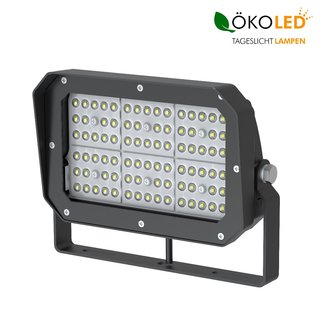 ÖKOLED LED Fluter ProfMaxx 50 Watt, WW, 2800K, 6250 lm